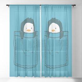 My Pet Sheer Curtain