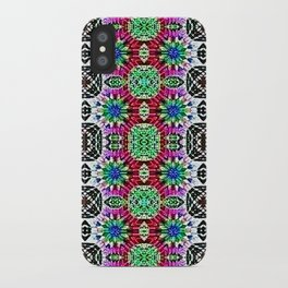 Hawaiian Garden 4 iPhone Case