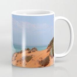 Skipjack Point, Francis Peron National Park Coffee Mug