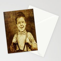 My First Suspenders Stationery Cards
