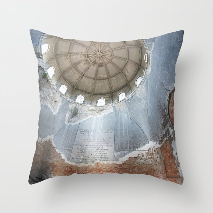 Ancient Architecture Throw Pillow By Maximkhytra Society6