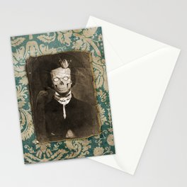 the lunatic Stationery Cards