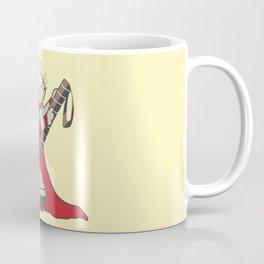 The Catty Thor Coffee Mug