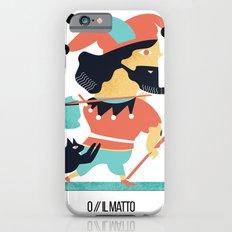 IL MATTO iPhone 6s Slim Case