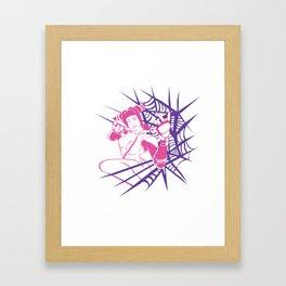 SFV JURI Framed Art Print