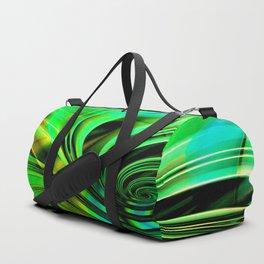 Curls Deluxe Green Duffle Bag