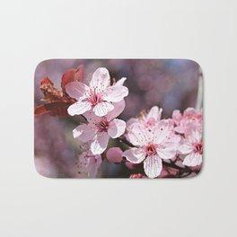 almond blossom Bath Mat