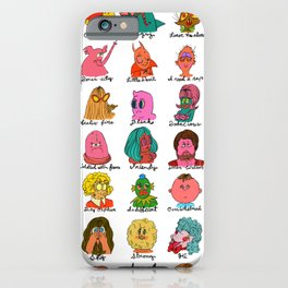 Feelings Revisited iPhone Case