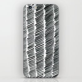 Just Lines iPhone Skin
