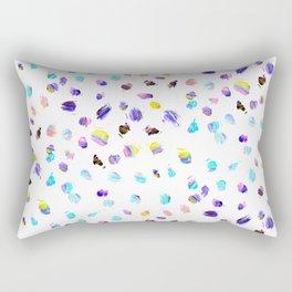 Paint Daubs Rectangular Pillow