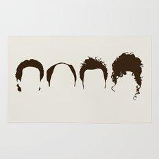 Seinfeld Hair Rug
