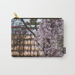 Spring time in Ueno Park of Tokyo, Japan Carry-All Pouch