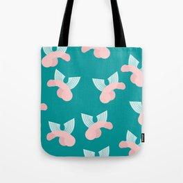 Nicole Archer's Bag of Dicks Tote Bag