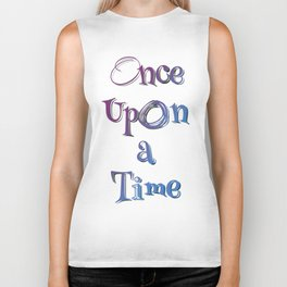 ONCE UPON A TIME Biker Tank