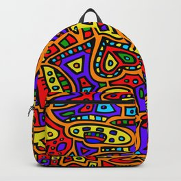 Abstract #416 Backpack
