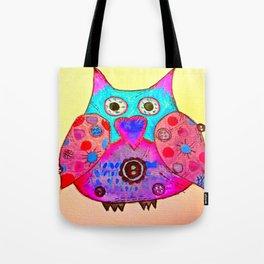 twittwoo Tote Bag