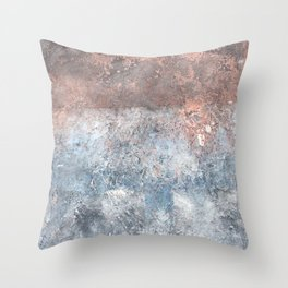 Scorched Sky A Throw Pillow