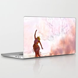 Light Returns to Life Laptop & iPad Skin