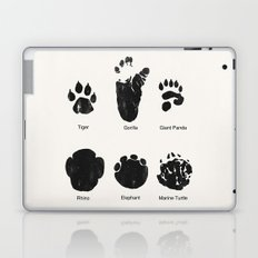 Animal Track Laptop & iPad Skin