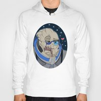 garrus Hoodies featuring Garrus Vakarian by ArtisticCole