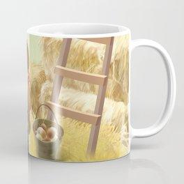 Chicken Hug Coffee Mug