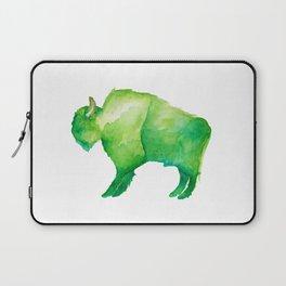 Green Bison Laptop Sleeve