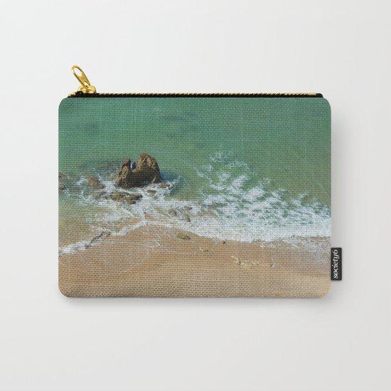 Sea Algarve Portugal Carry-All Pouch