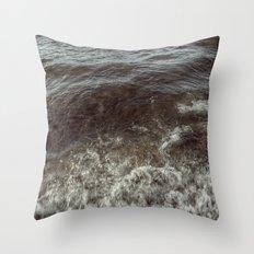 More Sea Throw Pillow