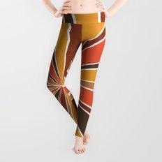 70's Star Burst Leggings