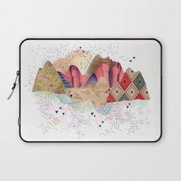 montañas Laptop Sleeve