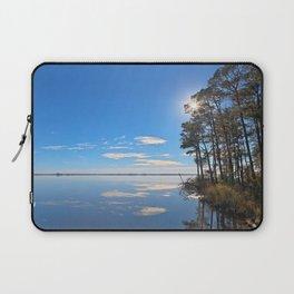 Blackwater Sunburst Marsh Laptop Sleeve