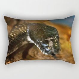 Mode of Attack Rectangular Pillow