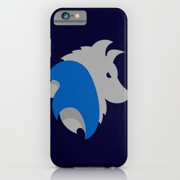 The Wolf iPhone Case