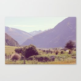 New Zealand 2 Canvas Print