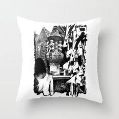 Fontain Throw Pillow