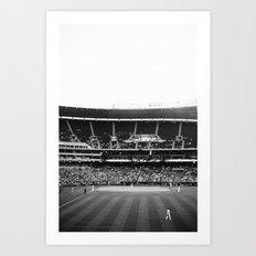 Royals Baseball Art Print