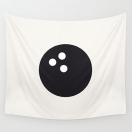 Bowling - Balls Serie Wall Tapestry