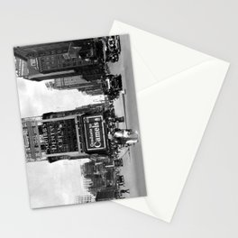 Times Square, New York City, Summer 1929 Stationery Cards