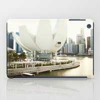 singapore iPad Cases featuring Singapore by Jeremiah Wilson