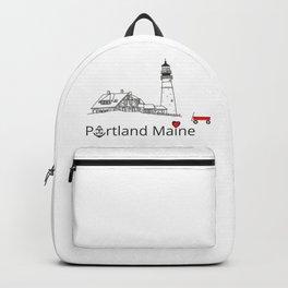 Portland Maine Backpack