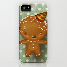 Cannelle iPhone Case