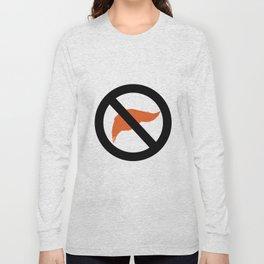 ANTI TRUMP Official logo Long Sleeve T-shirt
