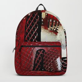Red Windows Backpack