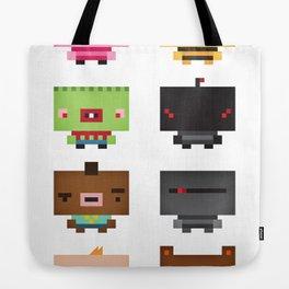 Boxies Tote Bag