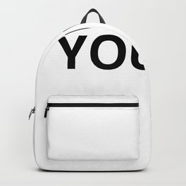 YOURS. Backpack
