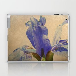 Antique Iris Laptop & iPad Skin