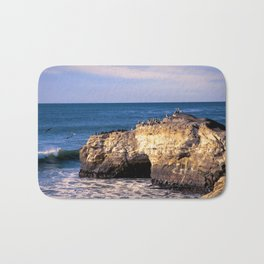 Natural Bridges, Santa Cruz Bath Mat