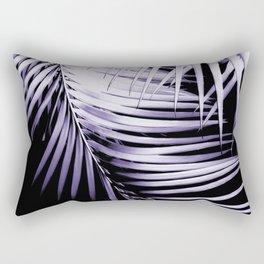 Palm Leaves Ultra Violet Vibes #3 #tropical #decor #art #society6 Rectangular Pillow