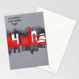 No London is Truly Without Magic - A Darker Shade of Magic Stationery Cards