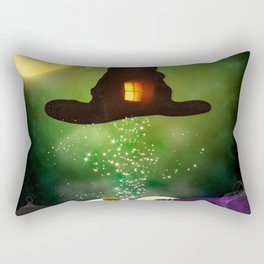 Magic Hat Rectangular Pillow